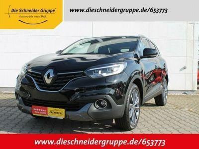 gebraucht Renault Kadjar TCe 160 EDC GPF Bose LED NAVI SHZ KAMERA