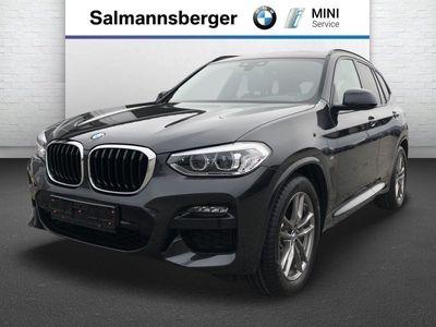 gebraucht BMW X3 xDrive30d MSport