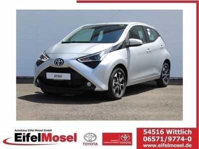 gebraucht Toyota Aygo 1.0 x-play Club LED-Klima-Kamera-Bluetooth