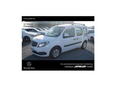 używany Mercedes Citan 109 CDI Lang+Edition+SHZ+Klima+Euro6b+Alu
