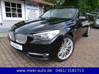 gebraucht BMW 550 Gran Turismo 550iA Pano/Leder/SHZ/Navi/ALU 20''