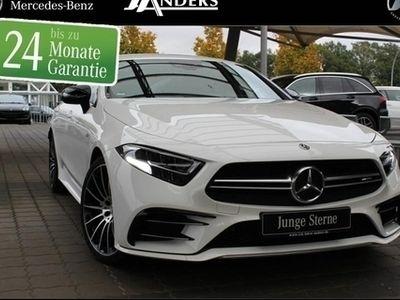 gebraucht Mercedes CLS53 AMG 4M+ LED+Kamera+SHZ+Apple CarPlay+Night-P.