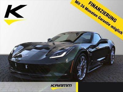 gebraucht Corvette Grand Sport C73LT 6.2 Automatik Xenon Navi Keyl