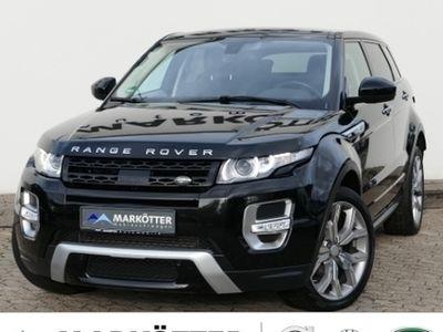 gebraucht Land Rover Range Rover evoque 2.2 Autobiography /ACC/Adapti