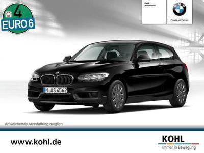gebraucht BMW 116 d PDC MP3 Schn. Klima DPF