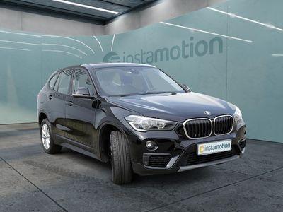 gebraucht BMW X1 X1sDrive 18dA KLIMA+PDC+SITZHZG+