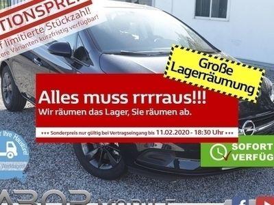 gebraucht Opel Corsa E 1.4 Turbo 100 120 Jahre WinterP 15Z TFL