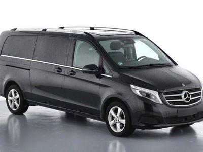 gebraucht Mercedes V220 d Avantgarde extralang 8 Sitzer