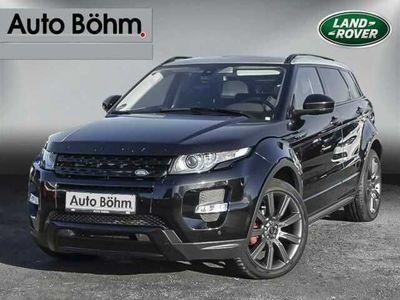 gebraucht Land Rover Range Rover evoque SD4 Dynamic