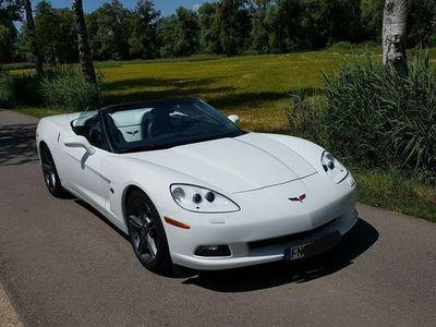 gebraucht Corvette C6 LS3 EU-Modell