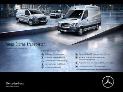 gebraucht Mercedes V250 4matic Avantgarade Edition AMG-Line Standh