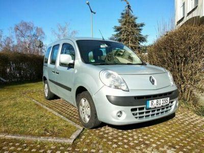 gebraucht Renault Kangoo 1.6 16V Privilege AHK 65tkm