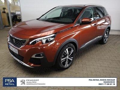 gebraucht Peugeot 3008 Allure HDi130 *Navi *Schiebedach *Ergo-Komfortsitze