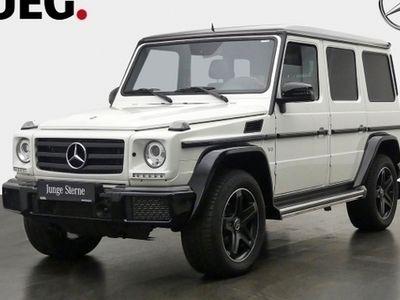 gebraucht Mercedes G500 COMAND Leder DiISTRONIC AHK