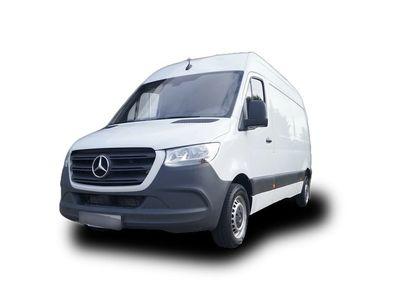gebraucht Mercedes Sprinter 314 CDI TEMPOMAT-RÜCKFAHRKAMERA-MBUX
