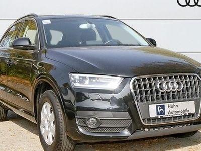gebraucht Audi Q3 2.0TDI qu. S-trc Xen Klima PDC Sitzh