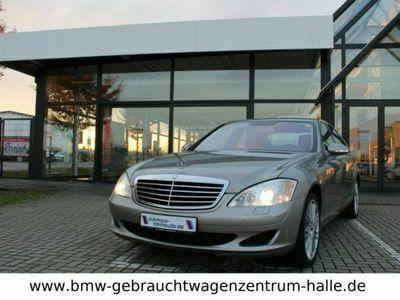 gebraucht Mercedes S500 Navi*Aktive Sitzlüftung*Schiebedach