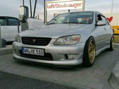 gebraucht Lexus IS200 is300 altezza sxe10