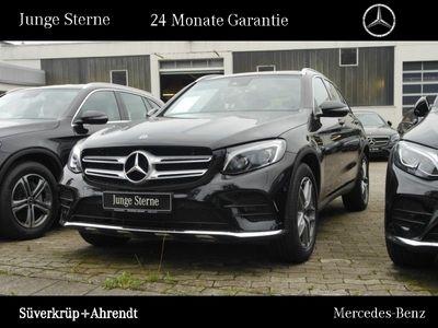 gebraucht Mercedes GLC350 d 4M AMG Line Comand LED AHK Panorama Ka