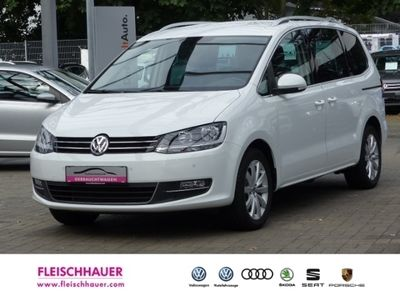 gebraucht VW Sharan 1.4 TSI BlueMotion Highline