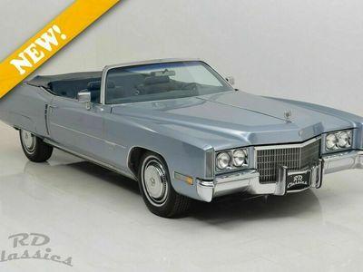 gebraucht Cadillac Eldorado Convertible als Cabrio/Roadster in Emmerich