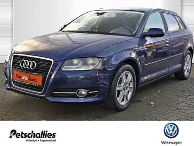gebraucht Audi A3 Sportback Attraction 1,2TSI 77KW 105PS