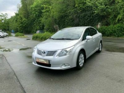 used Toyota Avensis Sol 74644*KM