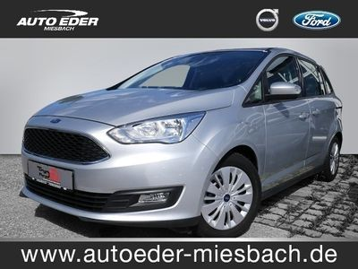 gebraucht Ford Grand C-Max 1.0 EcoBoost CoolConnect StStopp EURO