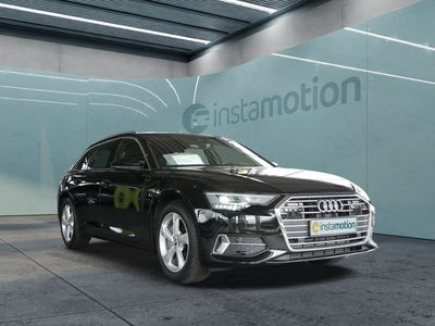 gebraucht Audi A6 A650 TDI Avant quattro sport ACC LED Navi Kamer