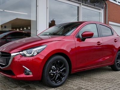 gebraucht Mazda 2 2018 1.5l 90 PS Kizoku + Licht-P. + RFK