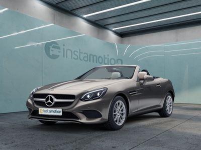 gebraucht Mercedes SLC180 SLC 180ILS+ Navi Kamera Airscarf PTS