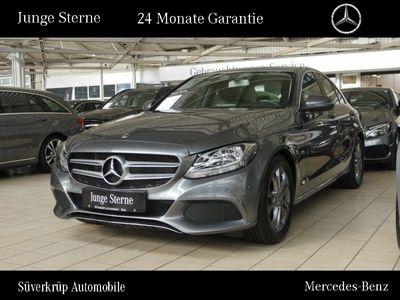 gebraucht Mercedes C180 Avantgarde Standheizung/Navi/SHZ/PDC