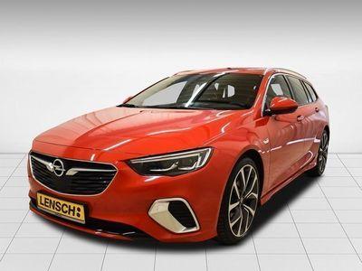 gebraucht Opel Insignia GSi 2.0 CDTI AT *Leder*Navi*Matrix*Cam*
