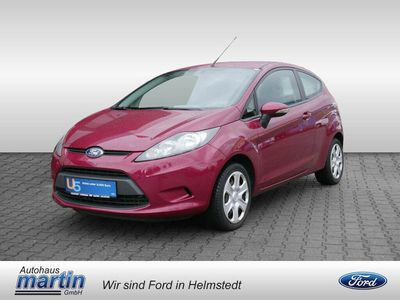 gebraucht Ford Fiesta 1.25 Trend KLIMA