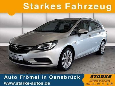 gebraucht Opel Astra 1.6 CDTI Edition NAVI+PDC+KLIMA+eFH+AHK