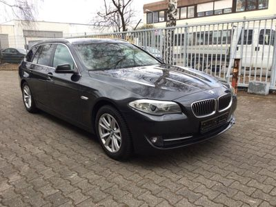 gebraucht BMW 520 d Touring Automatik*Leder, Navi, PDC