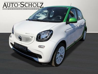 gebraucht Smart ForFour Electric Drive SHZ+PDC+TEMPO+LED