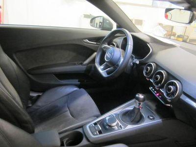 gebraucht Audi TT Roadster 2,0 TDI Ultra LED,Navi,Temp