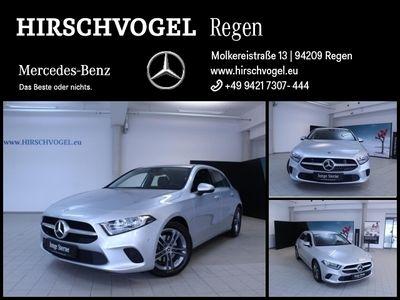 gebraucht Mercedes A200 Progressive+MBUX+Navi+PDC+SHZ+Business-Pak