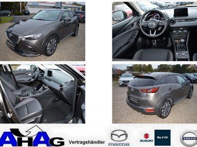 gebraucht Mazda CX-3 2.0 SKYACTIV-G AWD Sports-Line *Voll*