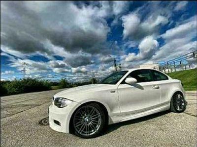 gebraucht BMW 125 Coupé i 3.0 coupe M-Paket Alpinweiß 3 als Sportwagen/ in Mitte