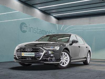 gebraucht Audi A8L A8 50 TDI Q LASER 360° HuD ST.HEIZ BuO PANO 2xASSIST