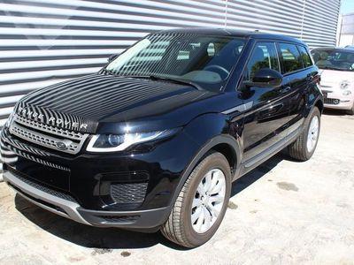 gebraucht Land Rover Range Rover evoque 2.0 ed4 Navigationssystem