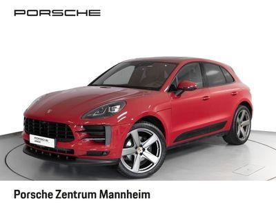 gebraucht Porsche Macan 21 Sitzbelüftung
