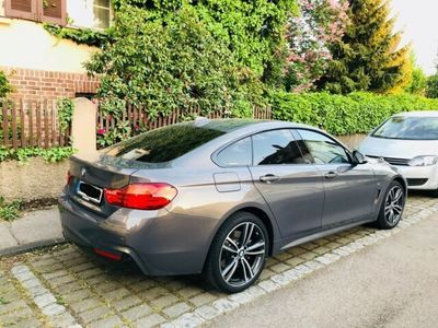 gebraucht BMW 435 Gran Coupé xDrive M Sportpaket Head Up Displ als Sportwagen/Coupé in eislingen