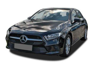 gebraucht Mercedes A180 A 180PROGRESSIVE+BUSINESS+MBUX+DAB+NAVI+TEMPOM