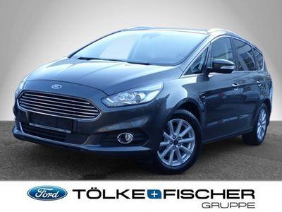 gebraucht Ford S-MAX 2.0L TDCI 132KW TITANIUM PDC NAVI SHZ BT
