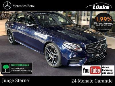 gebraucht Mercedes E53 AMG AMG T 4M+ Glasfaser DriverŽs Package 360°