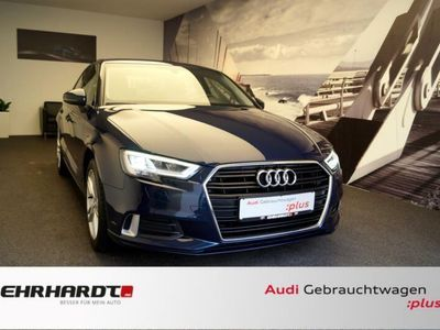 gebraucht Audi A3 1.6 TDI Limousine sport*NAVI*LED*PDC*GRA*