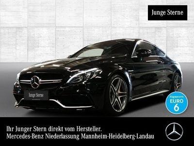 gebraucht Mercedes C63 AMG AMG Cp. Perf-Abgas Pano Distr+ COMAND LED PTS